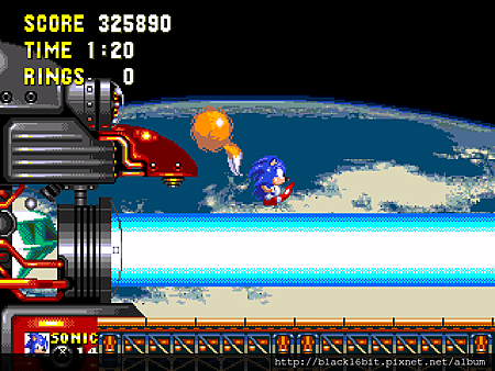 Sonic and Knuckles & Sonic 3 023