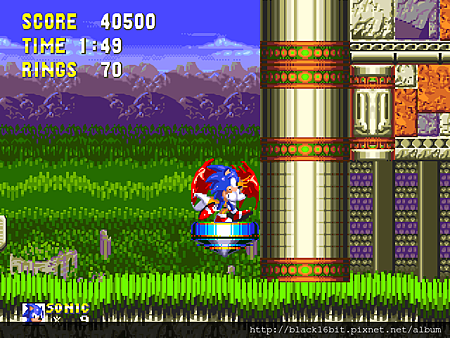 Sonic and Knuckles & Sonic 3 032