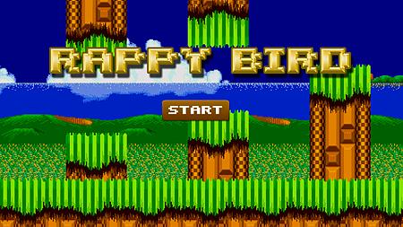 Rappy bird sega