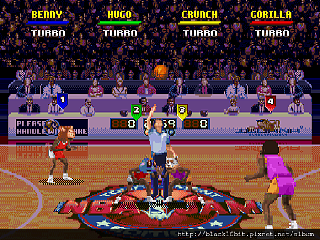 NBA Jam Tournament Edition (32X) (W) [!]005
