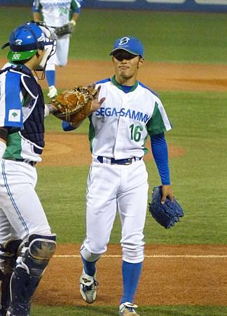Sega Sammy 横田 2014