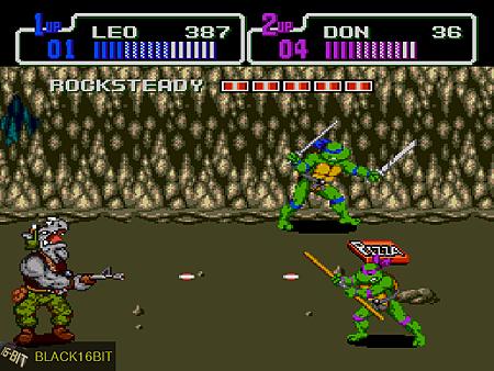 忍者龜 TMNT - Return of the Shredder 018