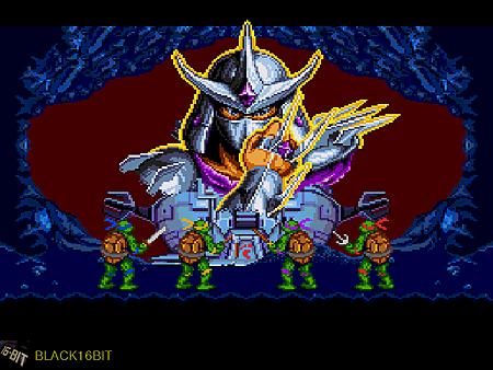 忍者龜 TMNT - Return of the Shredder 029