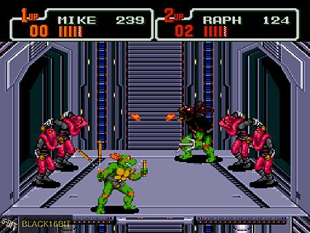 忍者龜 TMNT - Return of the Shredder 039