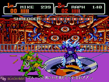 忍者龜 TMNT - Return of the Shredder 041
