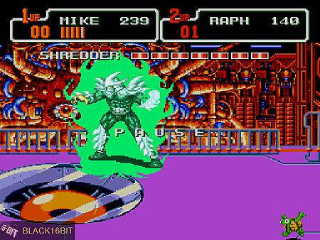 忍者龜 TMNT - Return of the Shredder 042
