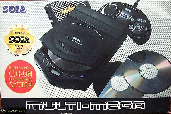 Sega Multi Mega 00
