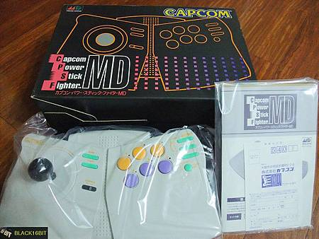 Capcom 搖桿 MD 02.jpg