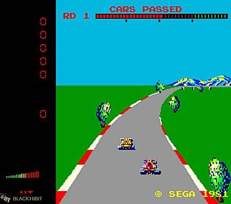 Sega turbo 1981