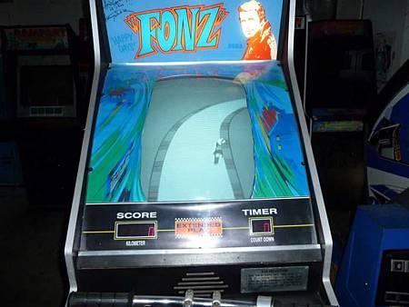 SEGA FONZ 1976