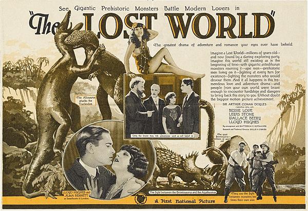 1925年的《失落的世界》