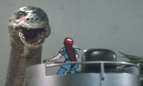 恐龍救生隊第二話