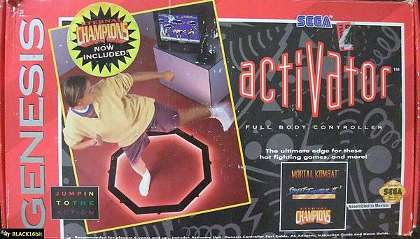 Sega Activator 01