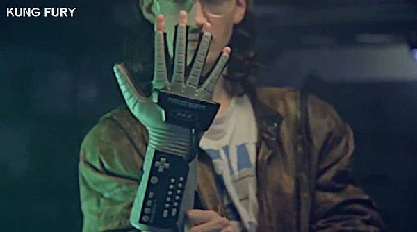Kung Fury Power Glove