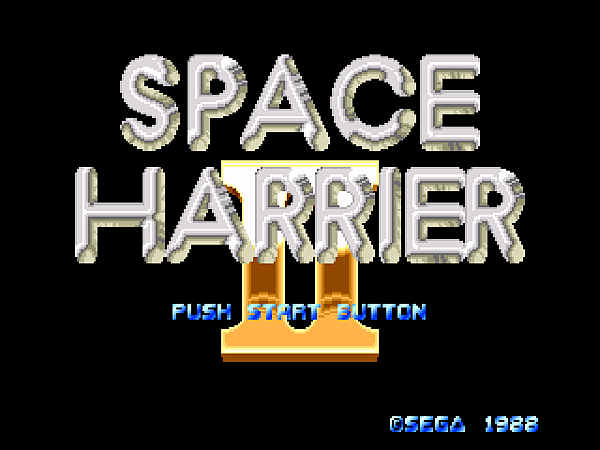 Space Harrier II (J) [!]000