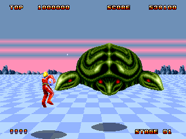 Space Harrier II (J) [!]016