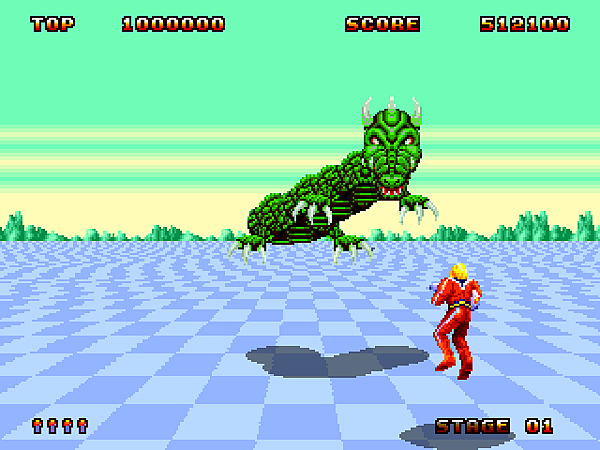 Space Harrier II (J) [!]015