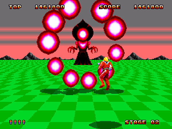 Space Harrier II (J) [!]018
