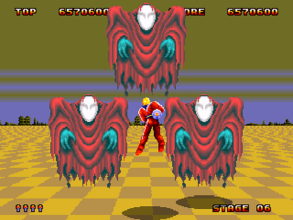 Space Harrier II (J) [!]038