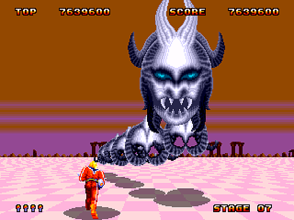 Space Harrier II (J) [!]043
