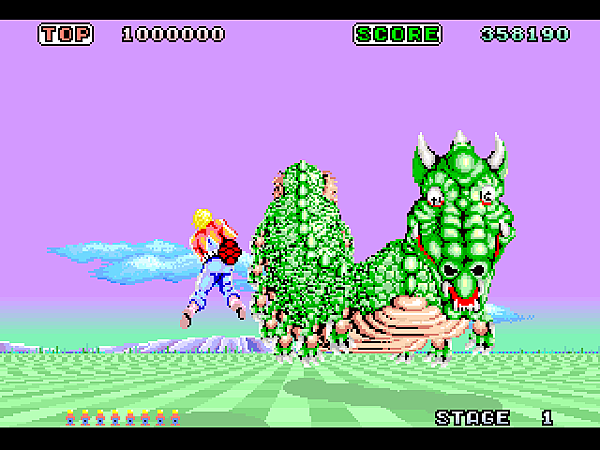 Space Harrier (32X) (JU) [!]016