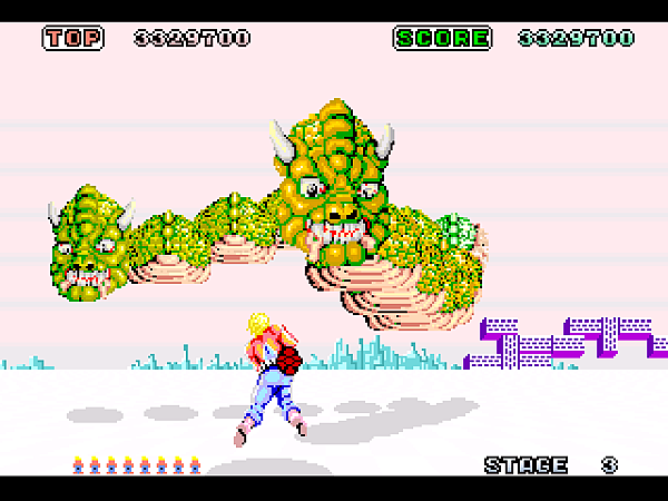 Space Harrier (32X) (JU) [!]024
