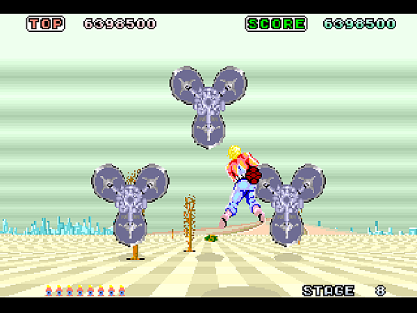 Space Harrier (32X) (JU) [!]039