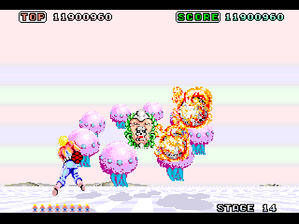 Space Harrier (32X) (JU) [!]055