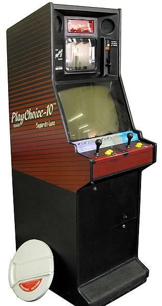 PlayChoice-10_Superdeluxe_arcade_cabinet