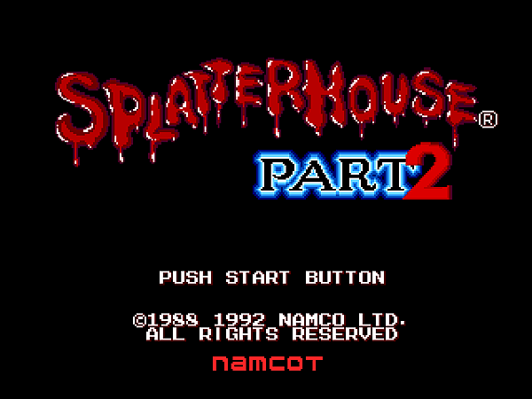 Splatterhouse Part 2 (Japan)002.png