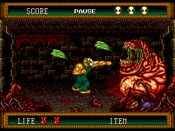 Splatterhouse Part 2 (Japan)009.png