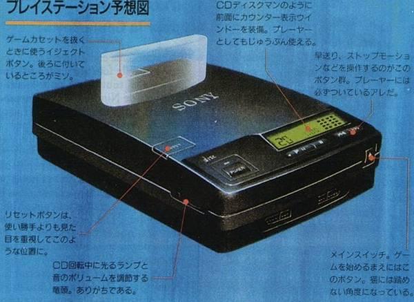 Sony SFC playstation proto 2