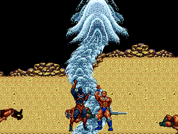 Golden Axe III 040