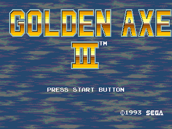 Golden Axe III 000