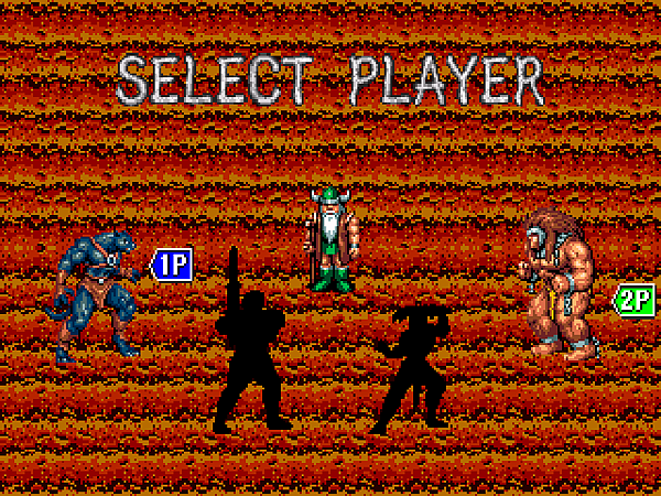Golden Axe III 001