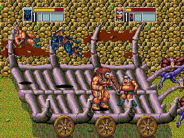 Golden Axe III 002