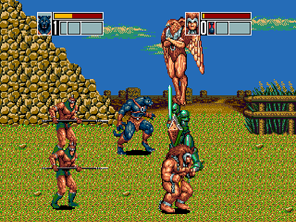 Golden Axe III 003