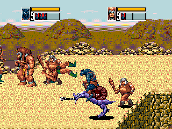 Golden Axe III 004