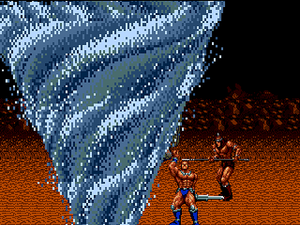 Golden Axe III 007