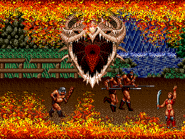 Golden Axe III 012