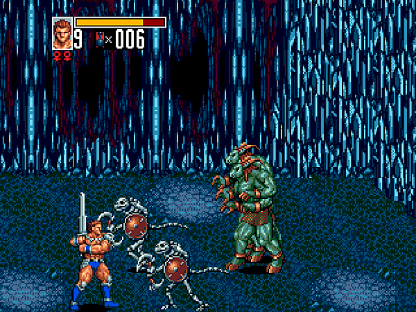 Golden Axe III 018