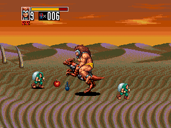 Golden Axe III 021