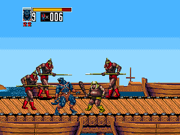 Golden Axe III 023