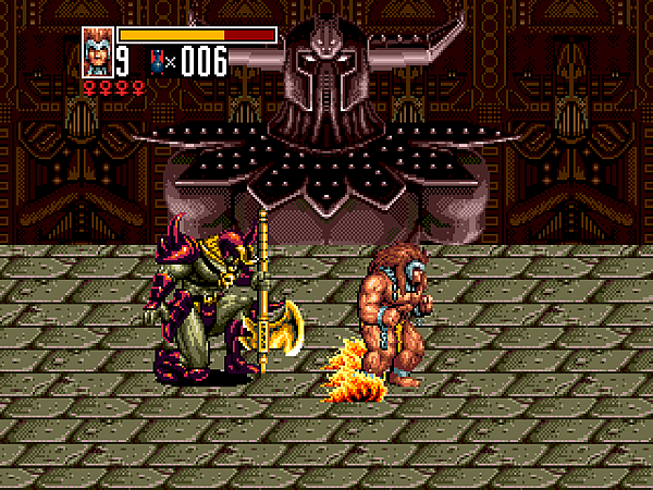 Golden Axe III 031