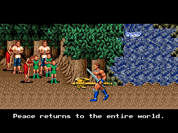 Golden Axe III 033