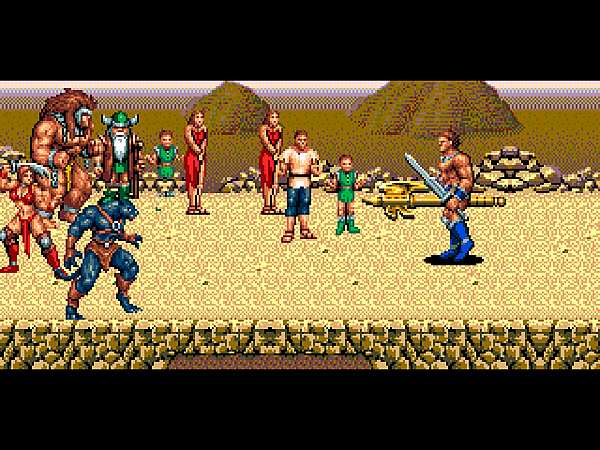 Golden Axe III 034