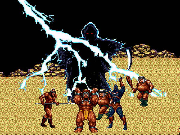 Golden Axe III 039