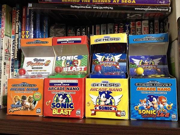 Sega Arcade Nano 01