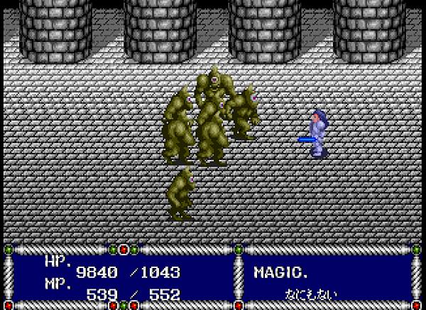 一般戰鬥畫面2