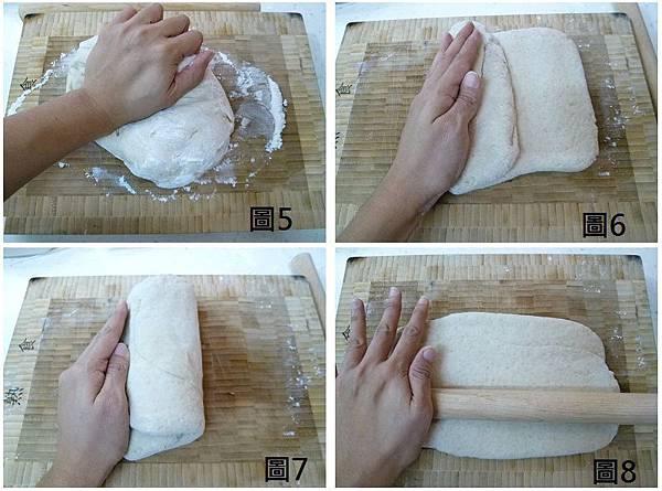 燕麥饅頭製作過程-2